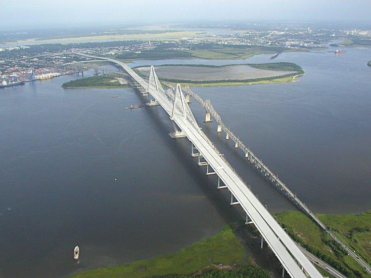 Mtpleasant Bridge To Sullivan S Island